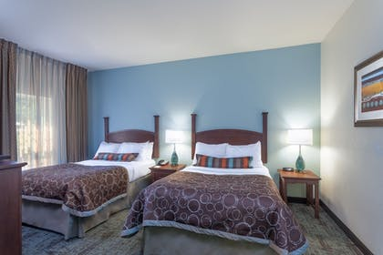 Guestroom | Staybridge Suites Greenville I-85 Woodruff Road
