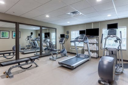 Fitness Facility | Staybridge Suites Greenville I-85 Woodruff Road