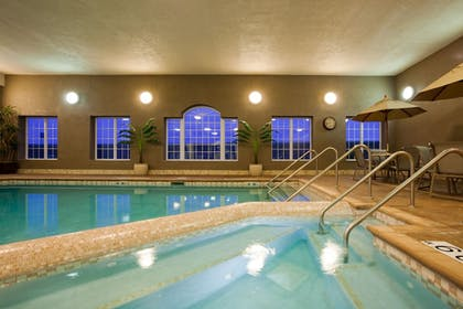 Indoor Pool | Holiday Inn Express & Suites Eau Claire North