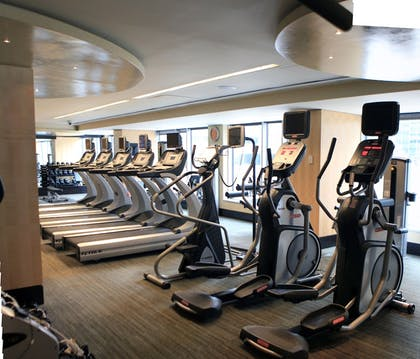 Gym | Le Meridien Arlington