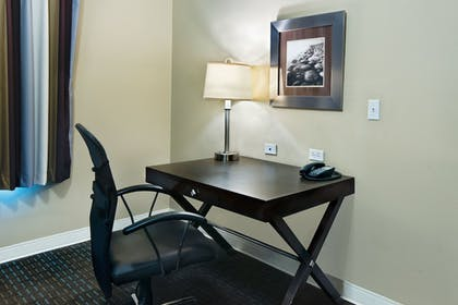 In-Room Amenity | Oxford Suites Silverdale