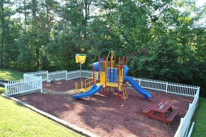 Children's Play Area - Outdoor | Laurel Point Resort by Capital Vacations