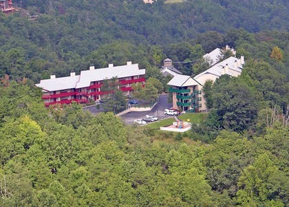 Aerial View | Laurel Point Resort by Capital Vacations