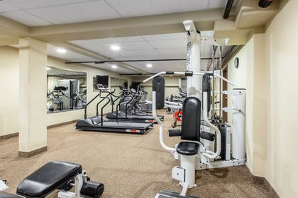 Fitness Facility | Glenwood Suites, an Ascend Hotel Collection Member