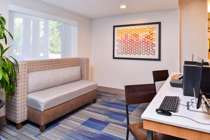 Business Center | Holiday Inn Express Hotel & Suites Lacey