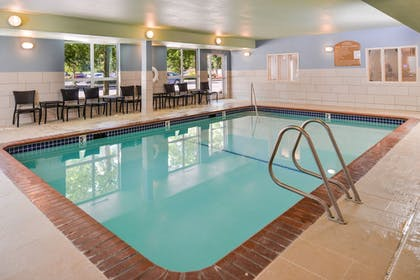 Pool | Holiday Inn Express Hotel & Suites Lacey