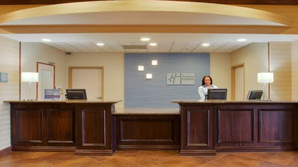 | Holiday Inn Express Hotel & Suites Cleburne