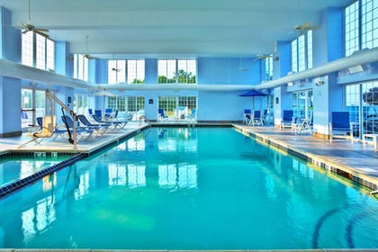 Pool | Holiday Inn Express & Suites Petoskey