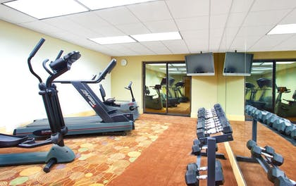 Fitness Facility | Holiday Inn Express Rolling Meadows - Schaumburg Area