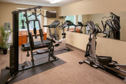 Fitness Facility | Microtel Inn & Suites by Wyndham Beckley East