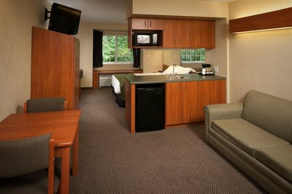 Living Area | Microtel Inn & Suites by Wyndham Beckley East