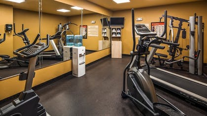 Fitness Facility | Best Western Sherwood Inn & Suites