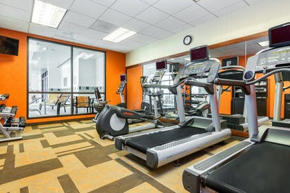 Fitness Facility | Courtyard by Marriott Houston by the Galleria