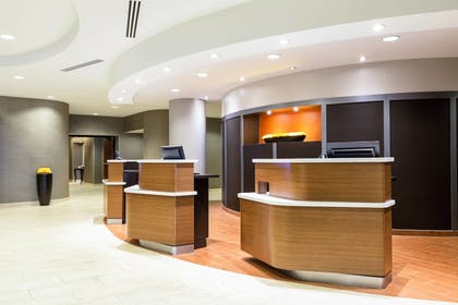 Reception | Courtyard by Marriott Houston by the Galleria