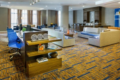 Lobby | Courtyard by Marriott Houston by the Galleria