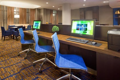 Business Center | Courtyard by Marriott Houston by the Galleria