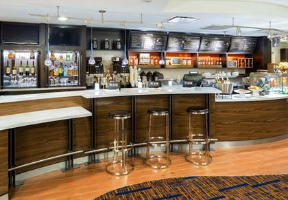 Hotel Bar | Courtyard by Marriott Houston by the Galleria