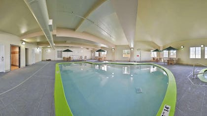 Indoor Pool | Holiday Inn Express Tacoma South Lakewood