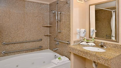 In-Room Amenity | Holiday Inn Express Hotel & Suites Lincoln