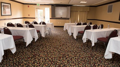 Meeting Facility | Holiday Inn Express Hotel & Suites Lincoln