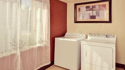 Laundry | Holiday Inn Express Hotel & Suites Lincoln
