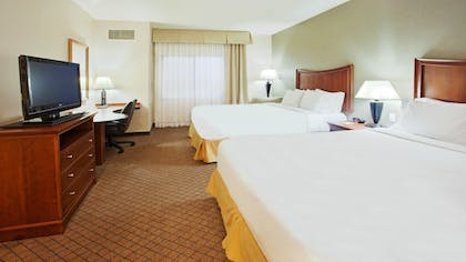 Room | Holiday Inn Express Hotel & Suites Lincoln