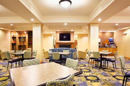 Restaurant   Holiday Inn Express Hotel & Suites Chicago South Lansing