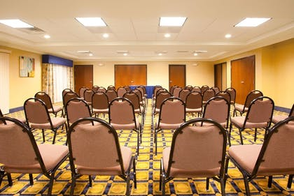 Meeting Facility   Holiday Inn Express Hotel & Suites Chicago South Lansing