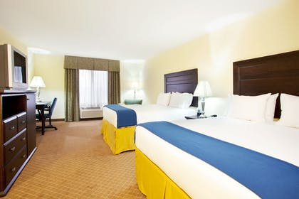 Guestroom   Holiday Inn Express Hotel & Suites Chicago South Lansing