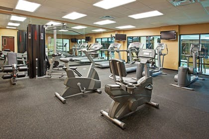 Fitness Facility | Holiday Inn Express & Suites Rochester Webster