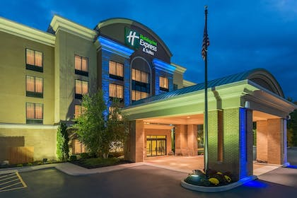 Featured Image | Holiday Inn Express & Suites Rochester Webster