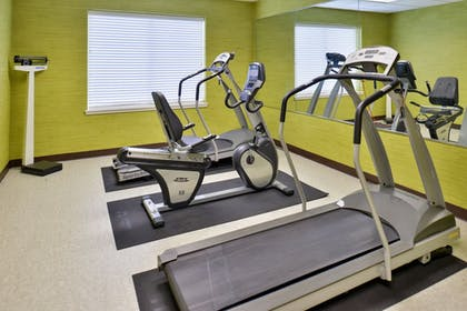 Fitness Facility | Holiday Inn Express Hotel & Suites San Antonio