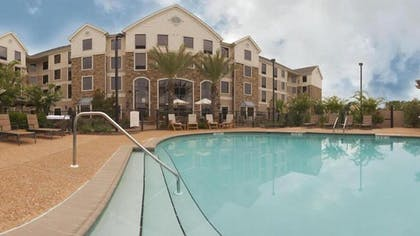 Outdoor Pool | Homewood Suites by Hilton Montgomery EastChase