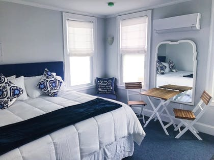 Guestroom | Grand Victorian - Spring Lake
