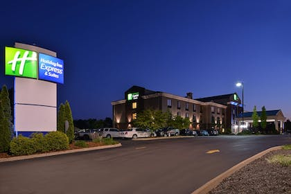 Exterior | Holiday Inn Express Hotel & Suites Athens