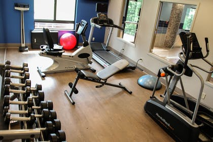 Fitness Facility | Holiday Inn Express Hotel & Suites Athens