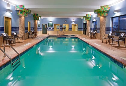 Pool | Holiday Inn Express Hotel & Suites Athens