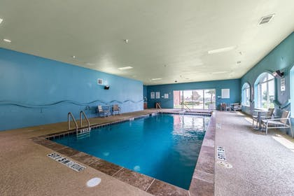 Pool | Holiday Inn Exp Hotel & Suites Fort Worth I-35 Western Ctr