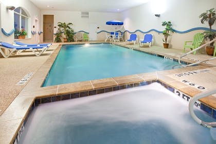 Indoor Pool | Holiday Inn Exp Hotel & Suites Fort Worth I-35 Western Ctr