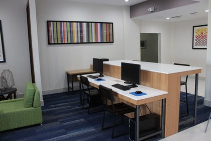 Business Center | Holiday Inn Express & Suites Mansfield