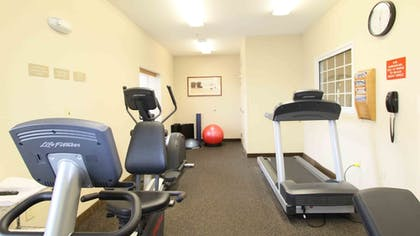 Fitness Facility   Candlewood Suites Bowling Green