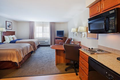 In-Room Kitchen | Candlewood Suites Warner Robins/Robins AFB