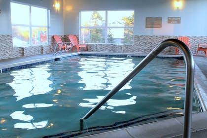 Indoor Pool | Inn at Wecoma