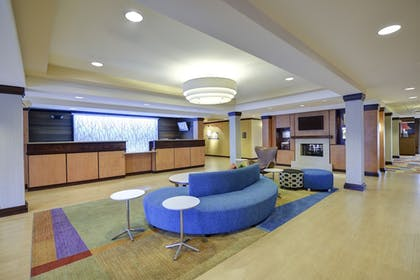 Check-in/Check-out Kiosk | Fairfield Inn & Suites by Marriott Cordele