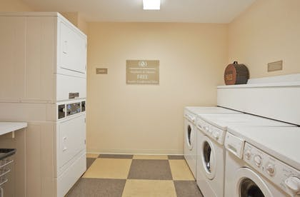 Laundry Room | Candlewood Suites Lafayette