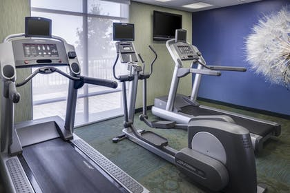 Sports Facility | SpringHill Suites by Marriott Cheyenne