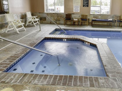 Indoor Pool | Yellowstone Park Hotel
