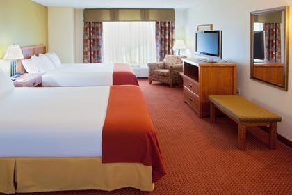 Guestroom | Holiday Inn Express Hotel & Suites Weston