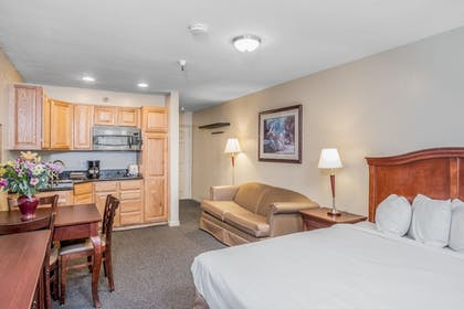 Guestroom | Sweetwater Lift Lodge