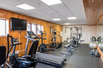Fitness Facility | Sweetwater Lift Lodge